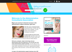 administrativeconsultantsassoc.com