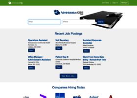 administrativejobs.com
