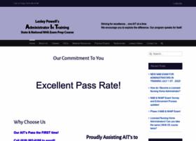 administratorintraining.com
