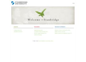 adminstation.stanbridge.edu