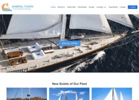admiral-tours.com