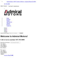 admiralmotors.com