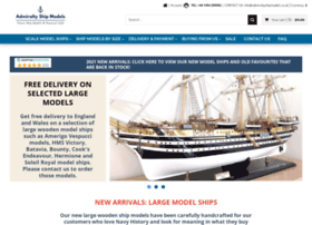 admiraltyshipmodels.co.uk