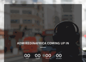 admiredinafrica.com