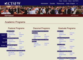 admission.ctsfw.edu