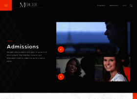 Admission.mercer.edu