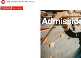 admission.uarts.edu
