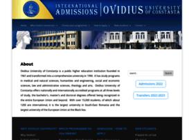 admission.univ-ovidius.ro