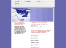 admissionaccomp.com