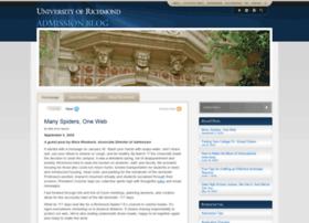 admissionblog.richmond.edu