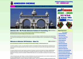 admissionchennai.com