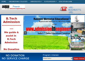 admissioninengineering.com