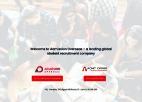 admissionoverseas.com