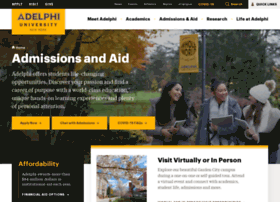 admissions.adelphi.edu