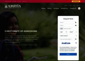 admissions.amrita.edu