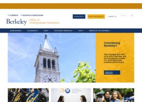 admissions.berkeley.edu