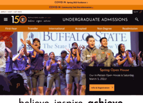 admissions.buffalostate.edu