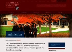 admissions.cua.edu