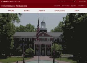 admissions.elon.edu