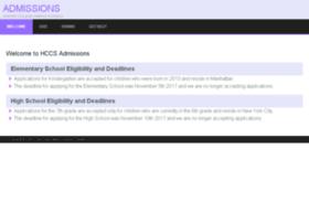 admissions.hunterschools.org