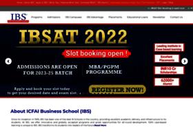 admissions.ibsindia.org
