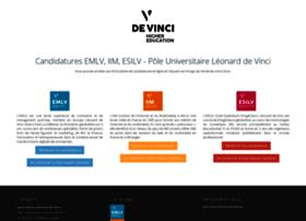admissions.leonard-de-vinci.net