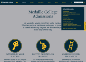admissions.medaille.edu