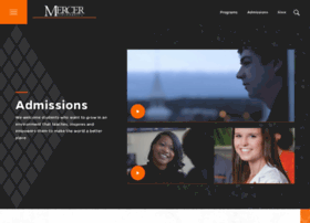 admissions.mercer.edu