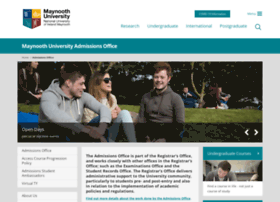 admissions.nuim.ie