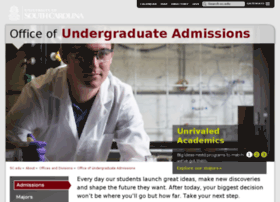 admissions.sc.edu
