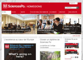 admissions.sciences-po.fr