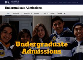 admissions.tcnj.edu