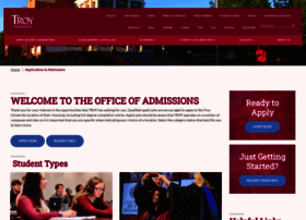admissions.troy.edu