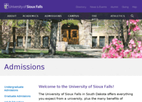 admissions.usiouxfalls.edu