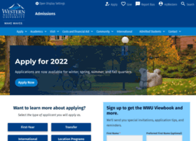 admissions.wwu.edu