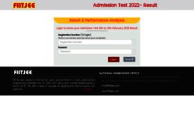 admissiontest1.fiitjee.com