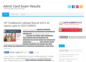 admitcardexamresults.in