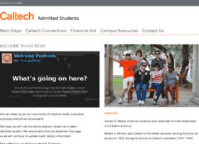 admitted.caltech.edu