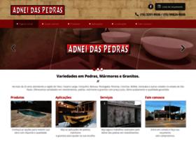 adneidaspedras.com.br