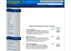 adobe-air-rss-reader-free-ticker.sharewarecentral.com