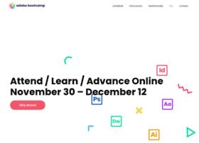 adobe-bootcamp.com