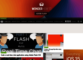 adobe-flash.wonderhowto.com