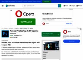 adobe-photoshop-7-0-1-update.softonic.com
