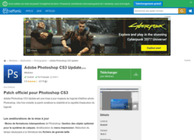 adobe-photoshop-cs3-update.softonic.fr