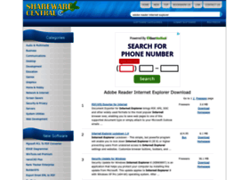 adobe-reader-internet-explorer.sharewarecentral.com