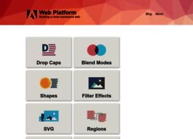 adobe-webplatform.github.io