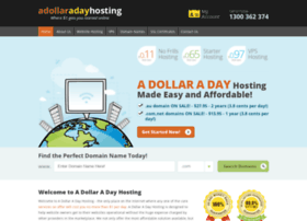 adollaradayhosting.com.au