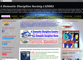 adomesticdisciplinesociety.blogspot.com