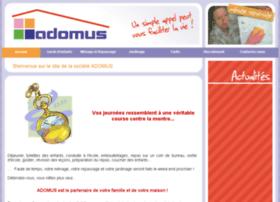 adomus.fr