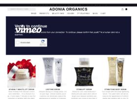 adoniaorganics.com